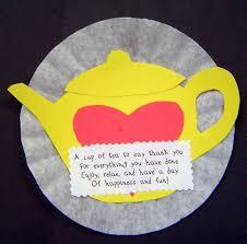 mother u0027s day tea pot fun family crafts