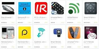 free apps for android android universal remote app universal remote apps for