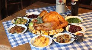 thanksgiving cartoon specials thanksgiving to go best restaurant delivery services in nyc cbs
