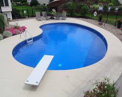 beautiful in ground pools