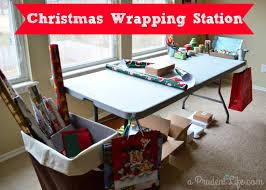 temporary wrapping station polished habitat