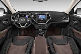 jeep dashboard 2016 jeep cherokee reviews and rating motor trend canada