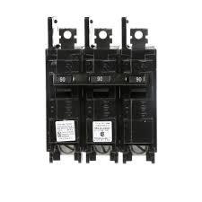 siemens 90 amp double pole type qp circuit breaker q290 the home
