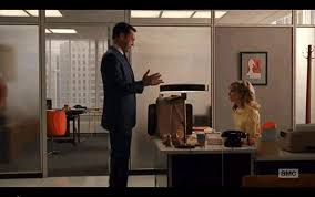 mad men office mad men office gif find share on giphy