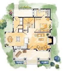 home plan rustic cabin boasts modern amenities startribune com