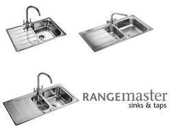 Rangemaster Stainless Steel Kitchen Sinks Michigan Glendale - Rangemaster kitchen sinks