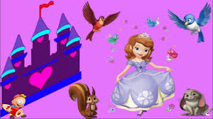 disney princess videos pictures sofia for girls disney princess