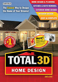 Exterior Home Design Software Download Amazon Com Total 3d Home Design Deluxe Download Software