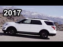 ford explorer package 2017 ford explorer xlt with sport appearance package interior