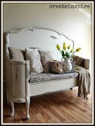 Diy Vintage Headboard by 25 Headboard Benches How To Make Your Own Headboard Benches