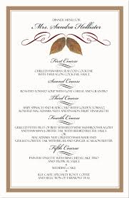 wedding menu cards 7 menu cards for wedding itinerary template sle