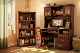 Corner Computer Desk With Bookcase Pine Corner Computer Desk With Hutch Desk Design L Shaped