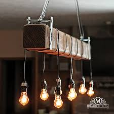 rustic beam chandelier reduce weight beams and chandeliers
