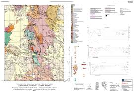 Unr Map Four New Publications Now Available At Nbmg Two Hazards Related