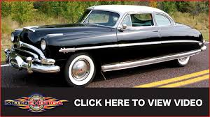 1953 hudson hornet club coupe sold