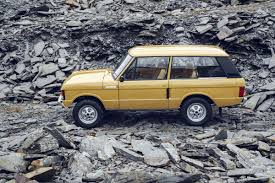 vintage range rover for sale land rover range rover reborn photos price stats bloomberg