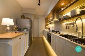 Hdb Kitchen Design 10 Hdb Kitchen Makeovers Qanvast