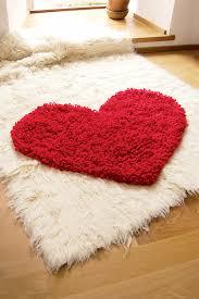Crochet Home Decor Patterns Free Free Crochet Rug Pattern Crochet Heart Rug Sewandso