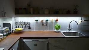 Led Under Cabinet Kitchen Lighting by Led Under Cabinet Kitchen Lights