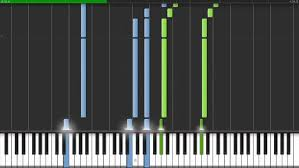 Castle On A Cloud How To Play Castle On A Cloud From Les Misérables On Piano Youtube