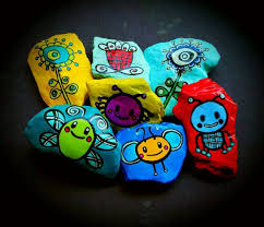 best 25 painted garden rocks ideas on pinterest ladybug rocks