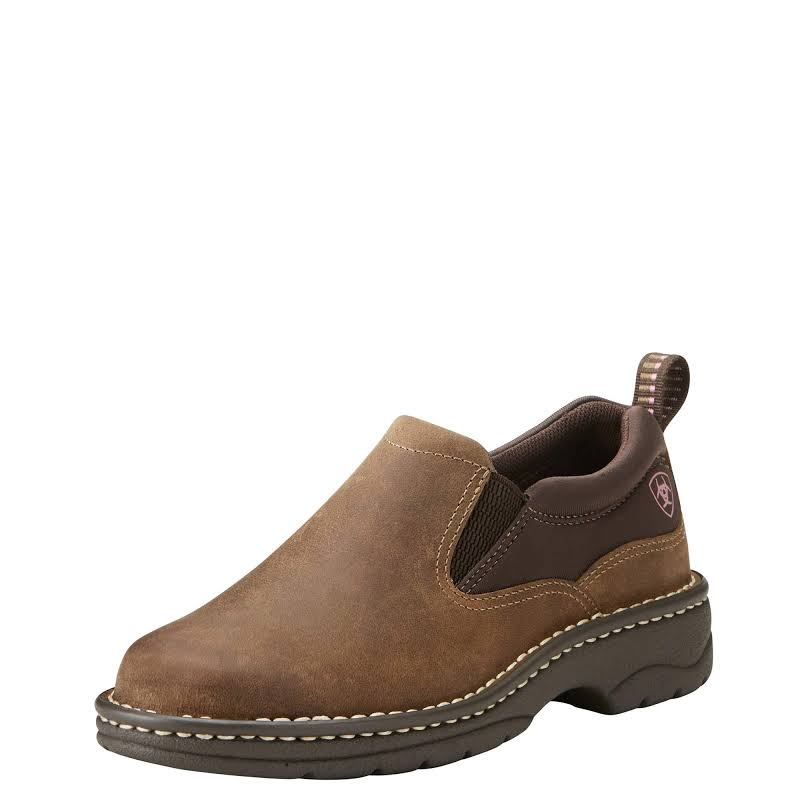 Ariat Traverse Slip-On Shoe, Adult,