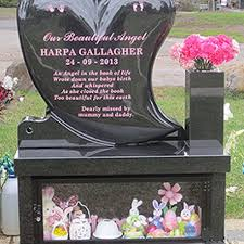 baby headstones for infant headstones grave markers