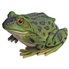 large frog all lawn ornaments wayfair