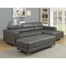 Microfiber Sectional Couch With Chaise Furniture Tufted Sectional With Chaise Sectional With Chaise