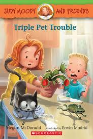 Mcdonalds Invitation Card Jessica Finch In Pig Trouble By Megan Mcdonald Scholastic