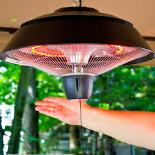 infrared heaters outdoor patio amazon com ener g infrared outdoor ceiling electric patio