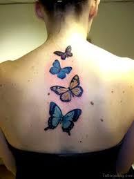 101 elegant upper back tattoos