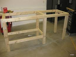 Work Bench Design Best 25 Garage Workbench Plans Ideas On Pinterest Garage Bench