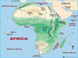 africa map deserts desert map location animals oasis history facts