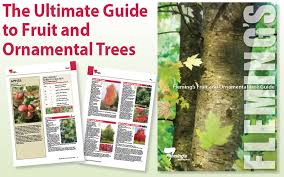 the ultimate guide to fruit and ornamental trees fleming s