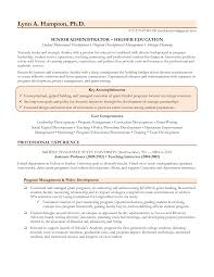 Best Resume Format For Undergraduate Students by Student Affairs Resume Berathen Com