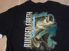 Rugged Outfitters Solid Pattern Rugged Earth Outfitters T Shirts For Men Ebay