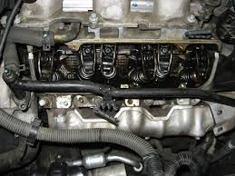 gm 3100 and 3400 v6 push rod location picture