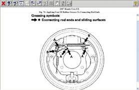 2007 honda civic 2007 honda civic how do i install rear brakes on
