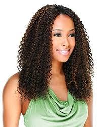 jheri curl weave hair amazon com brazilian jerry bundle curl 4pcs 1b off black
