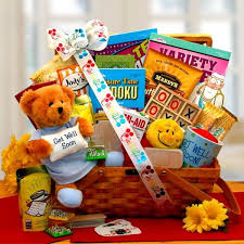 thinking of you gift baskets 8 best get well soon thinking of you gifts images on