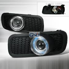 2004 f150 fog lights ford f150 2004 2006 clear halo projector fog lights by spec d lfp
