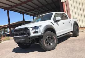 Ford Raptor Reliability - adding a winch to a 2017 ford raptor and more custom off road