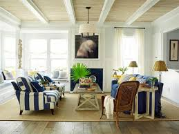 Living Room Beach Decorating Ideas - Beach house ideas interior design
