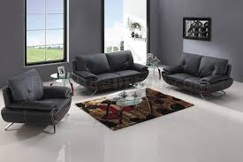sofas with metal legs black bonded leather sofa loveseat set w metal legs options