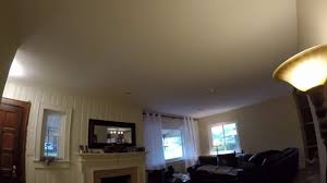living room recessed lights youtube
