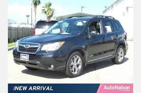 Subaru Forester Rugged Package Used Subaru Forester For Sale In San Antonio Tx Edmunds