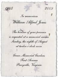 funeral invitation wording memorial service invitation wording memorial invitations 45 x 6