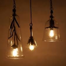 Pendant Lamps Iron Petals Pendant Lamps So That U0027s Cool