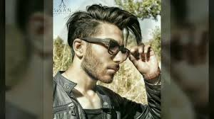 mens medium hairstyles diamond best hairstyles for men with diamond face shape youtube chief